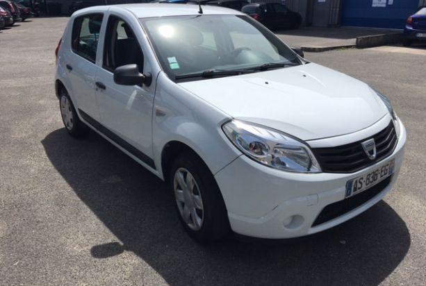 annonce Dacia Sandero 1.4 mpi 75 gpl ambiance occasion