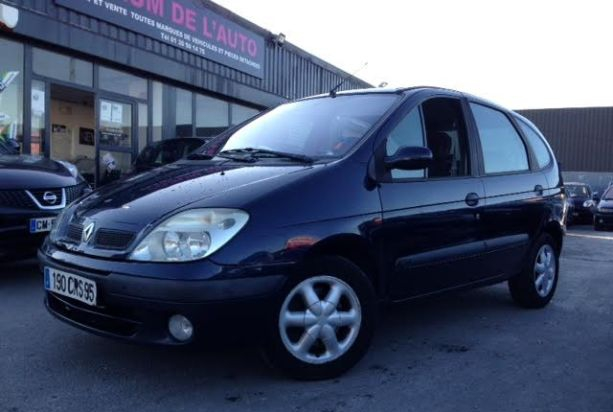 annonce Renault Scenic 1.6 16v rxe pack clim occasion