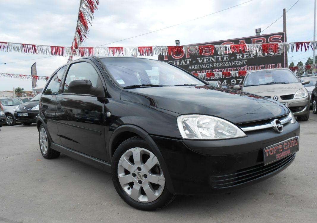 annonce Opel Corsa  1.7 cdti 100 ch sport occasion