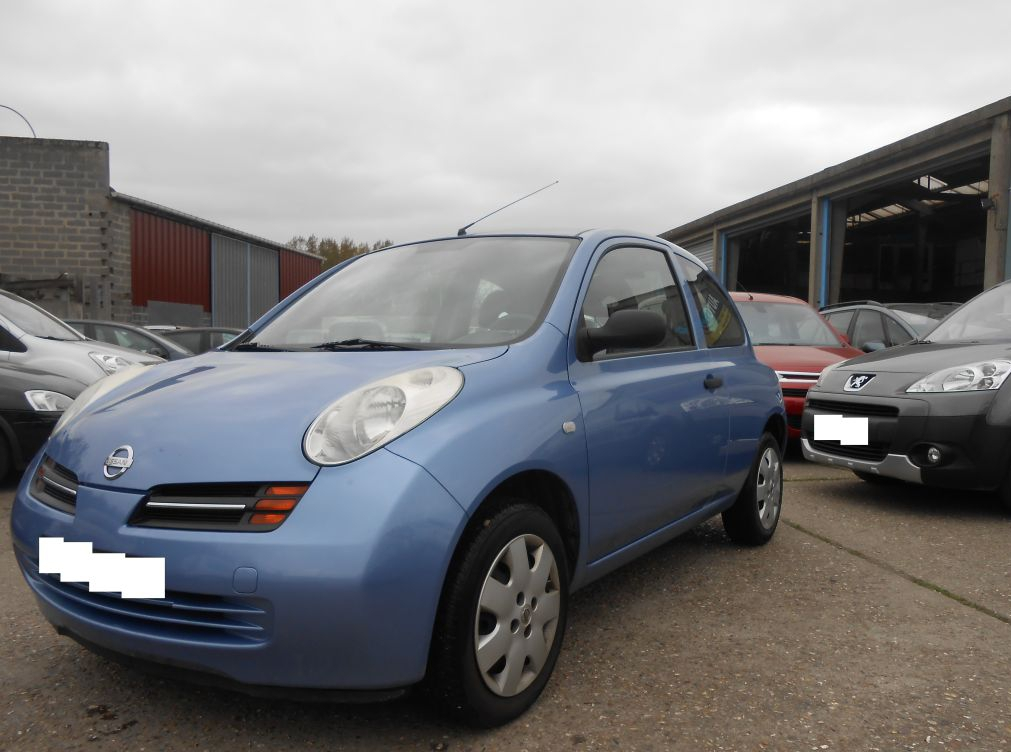 annonce Nissan Micra   1.5dci diesel clim occasion