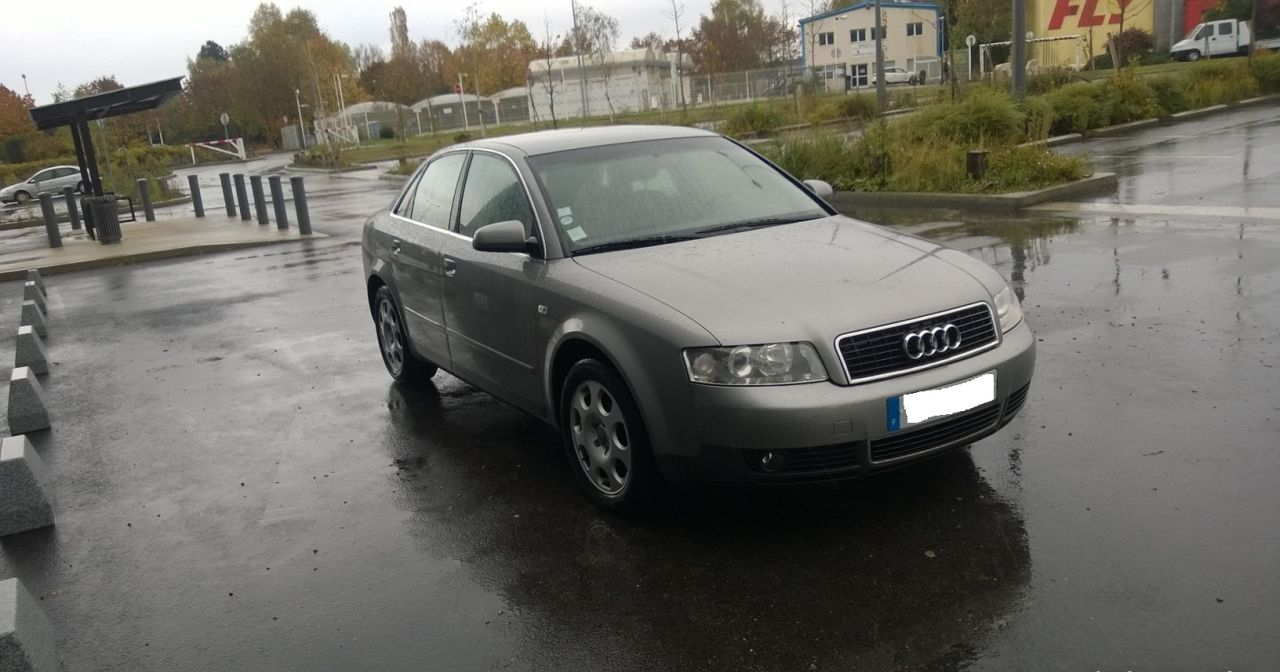 annonce Audi A4  ii tdi 130 pack occasion
