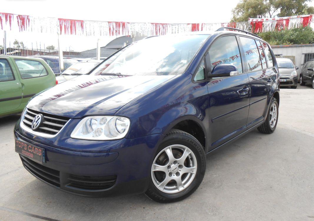 annonce Volkswagen Touran  1.9 tdi 105 ch confort occasion