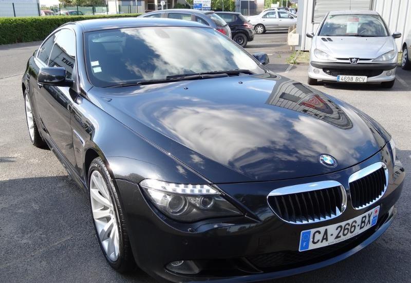 annonce BMW Serie 6 e63 635d exclusive coupe bva occasion