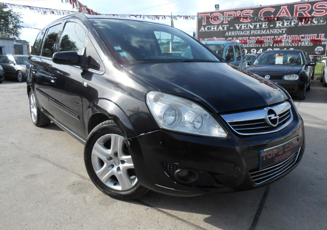 annonce Opel Zafira   ii 1.9 cdti 100 ch enjoy 7 places occasion