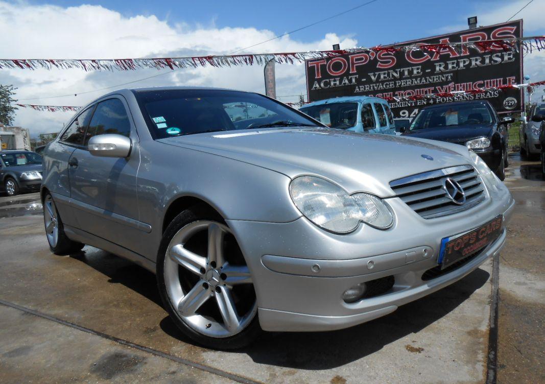 Mercedes Classe C Essence : mercedes classe c essence annonces gratuites auto page 1 ~ Maxctalentgroup.com Avis de Voitures