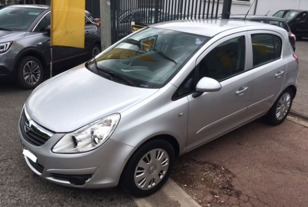 annonce Opel Corsa  iii (2) 1.2 80 twinport enjoy  occasion