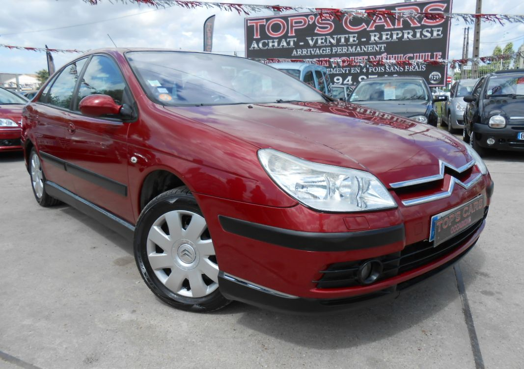 annonce Citroen C5 phase 2 1.6 16v hdi 110 ch pack  occasion