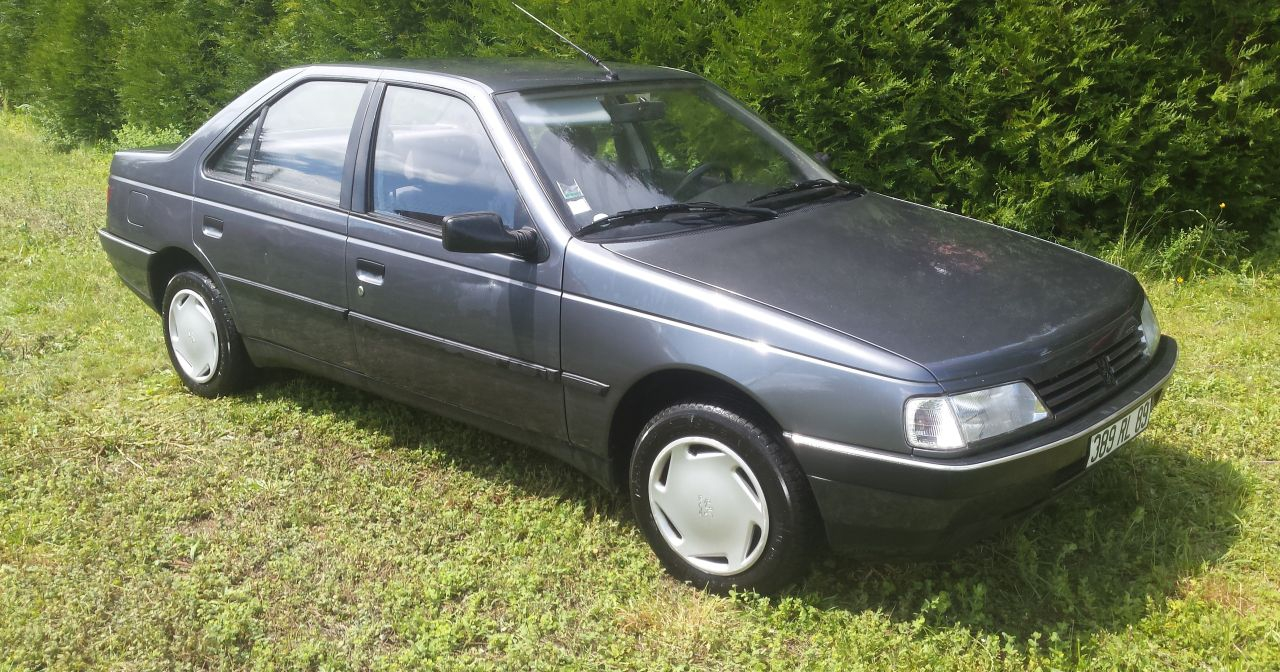 annonce Peugeot 405  1.6 i 89cv gl occasion