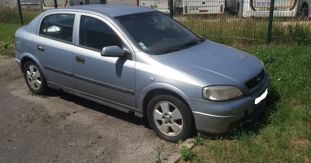 annonce Opel Astra  g 1.8 i 16v 125cv occasion
