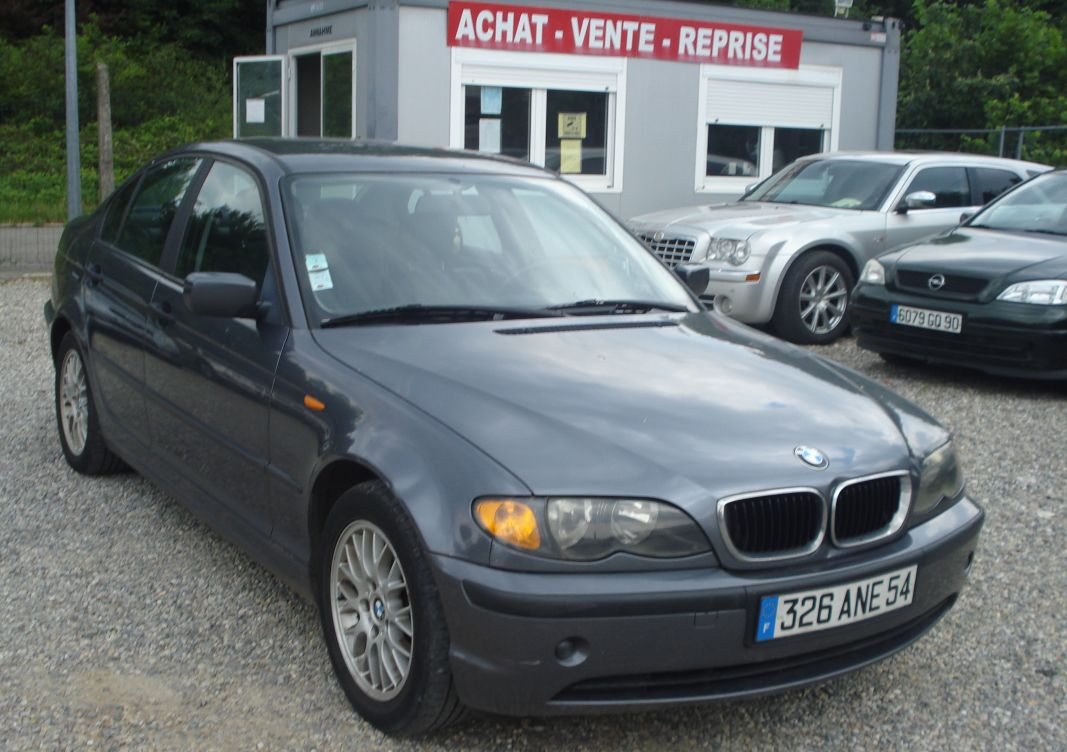annonce BMW Serie 3 320d 2.0 td 150cv pack l  occasion