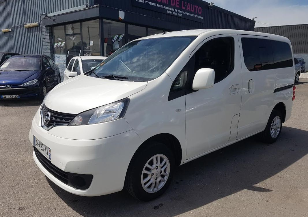 annonce Nissan Evalia  1.5 dci 110 connect edition 7pl occasion