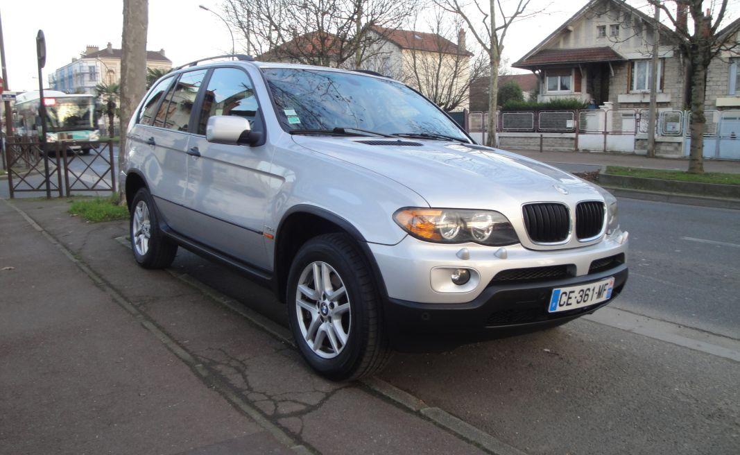 annonce BMW X5 3.0 da 218ch bva pack luxe  occasion
