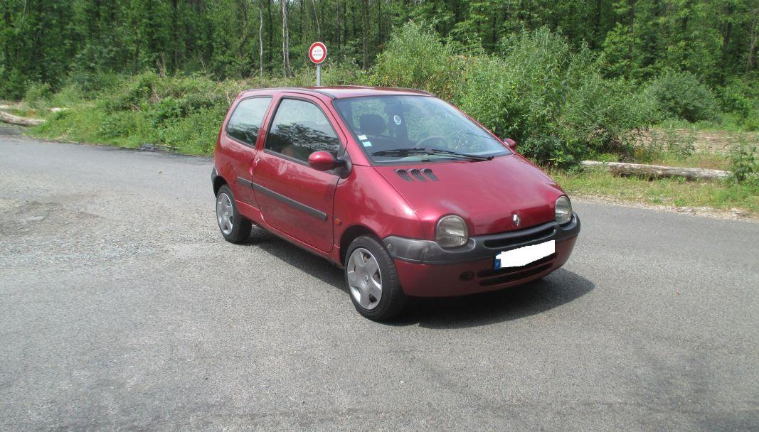 annonce Renault Twingo 3 1.2 authentique occasion