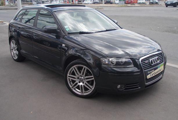 annonce Audi A3 2.0 bva tdi 140 sportback s-line dsg occasion