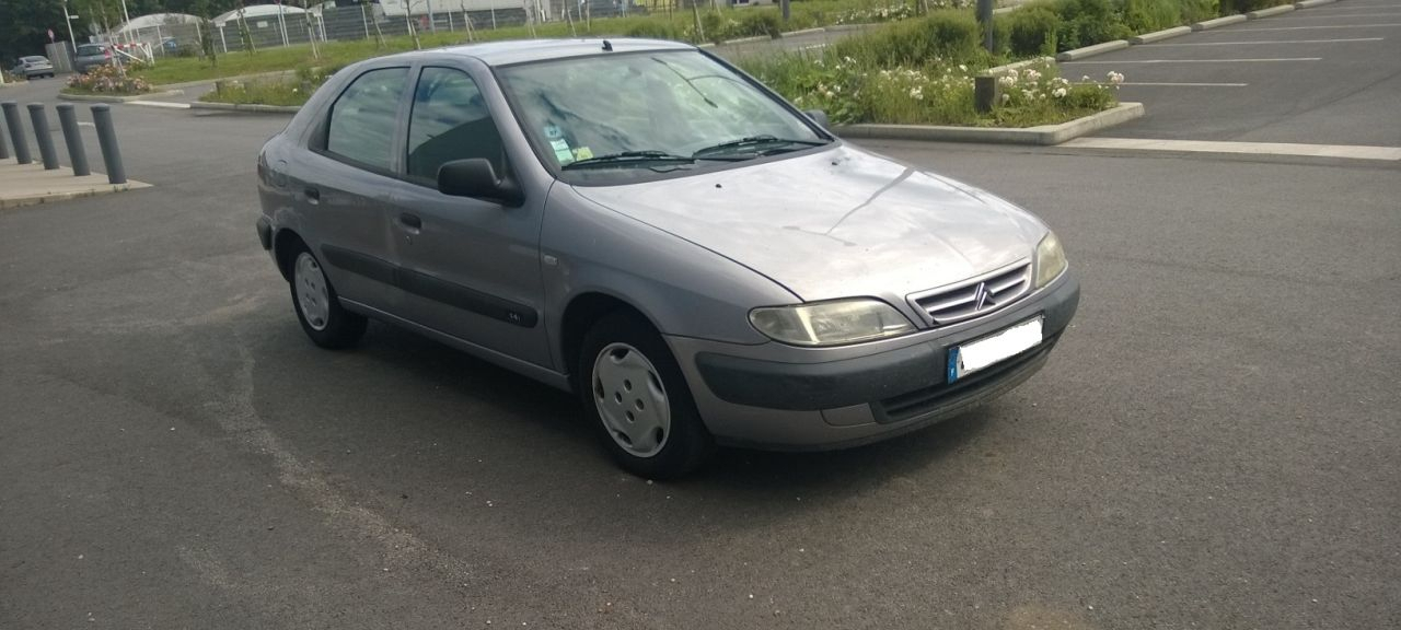 annonce Citroen Xsara  direction assistee occasion