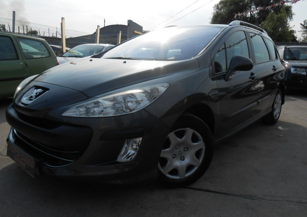 annonce Peugeot 308  sw 1.6 hdi 90 ch confort pack occasion