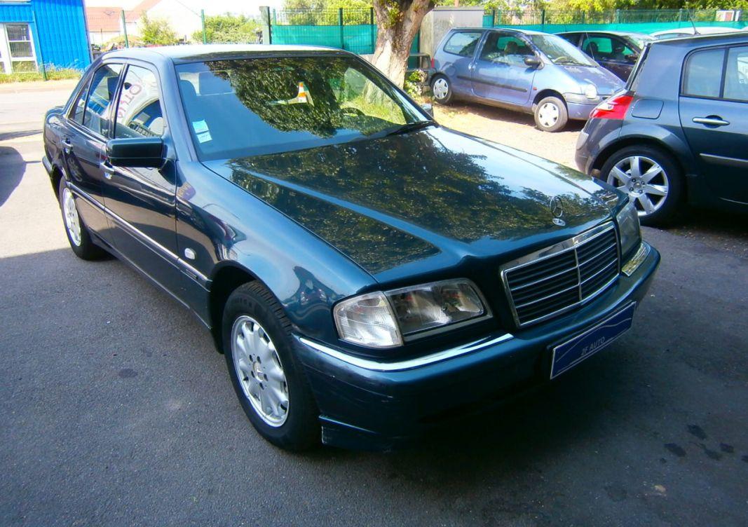 annonce Mercedes Classe C 180 1.8 i 122 cv w 202 elegance occasion