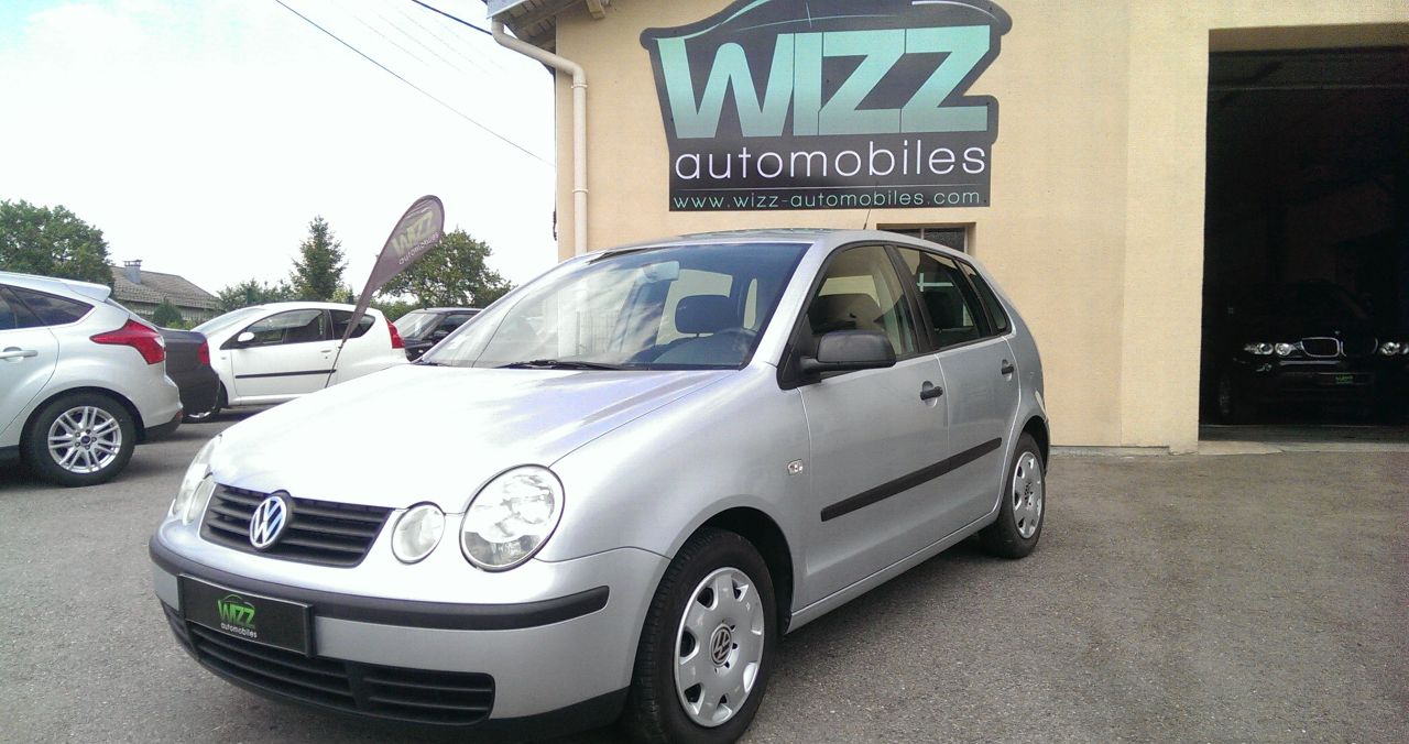 annonce Volkswagen Polo  iv 1.2i 54ch occasion