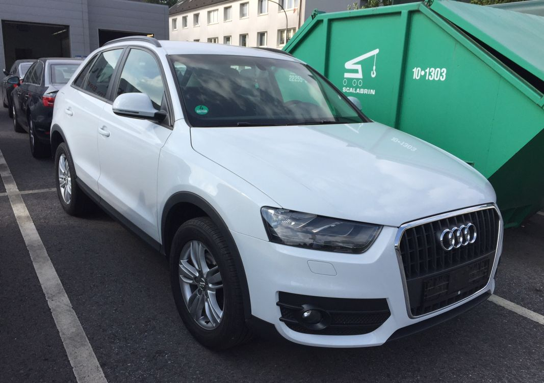 annonce Audi Q3 2.0 tdi 140 ambiente bvm6 occasion