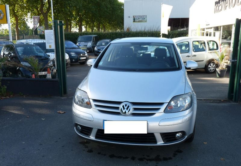 annonce Volkswagen Golf plus 1.9 tdi 105 carat occasion