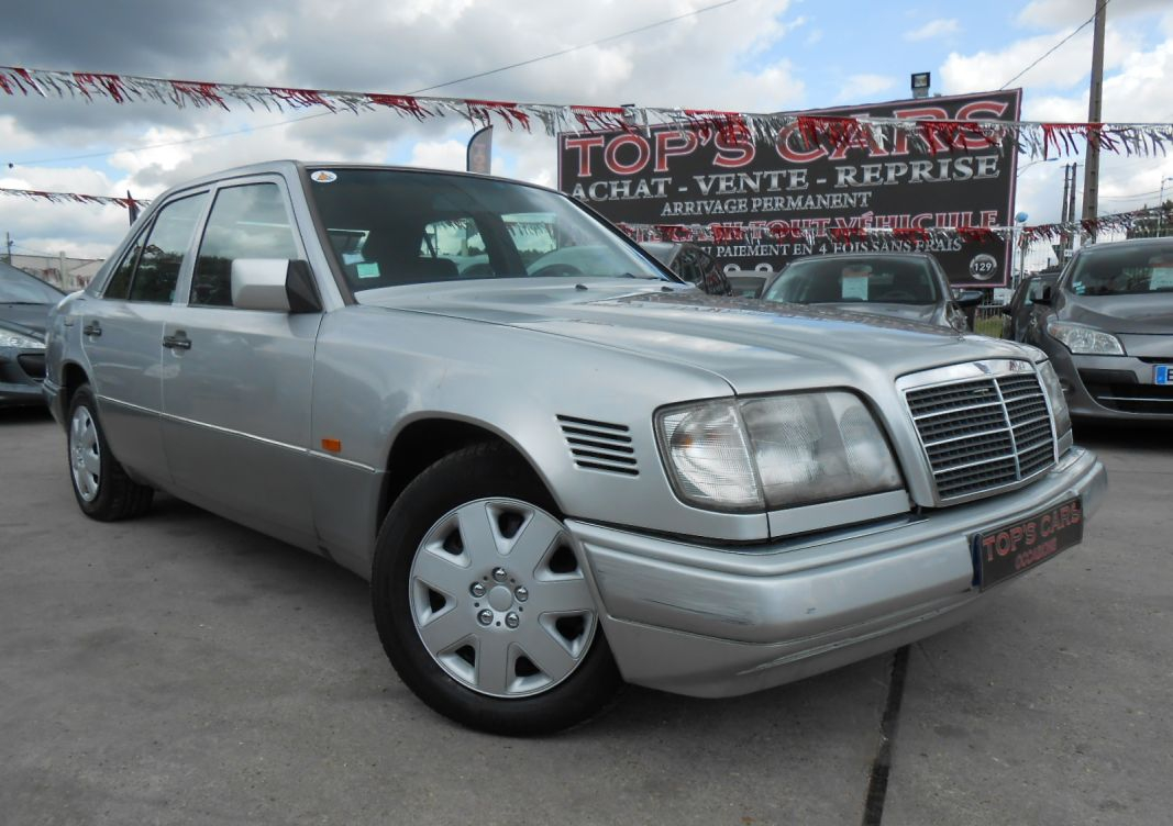 annonce Mercedes Classe E  300 td 136 ch bva moteur a chaine occasion