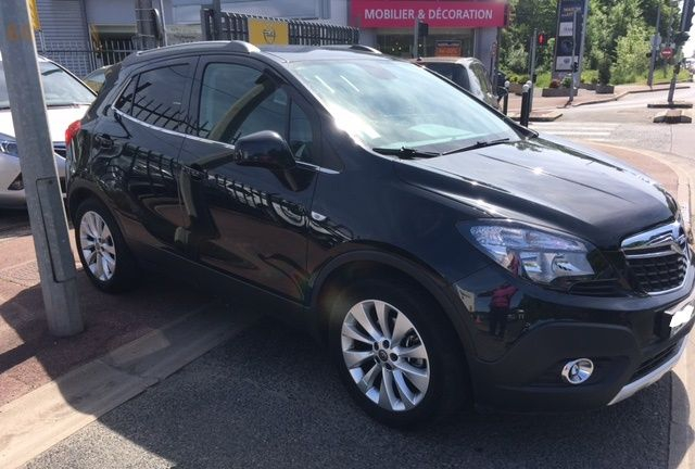annonce Opel Mokka 1.6 cdti 136 4x2 ecoflex s/s cosmo pack occasion