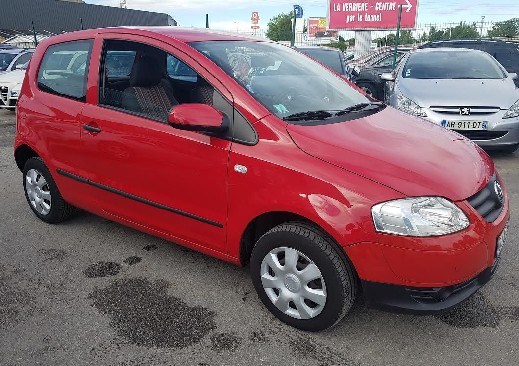 annonce Volkswagen Fox 1.2 trend occasion