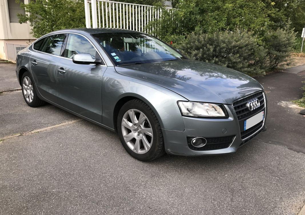 annonce Audi A5 sportback 2.0 tdi 170 dpf ambiente occasion