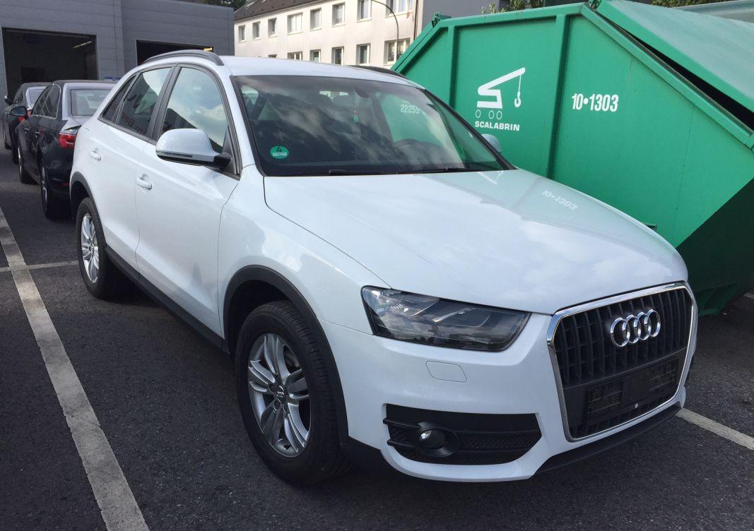 annonce Audi Q3  2.0 tdi 140 ambiente bvm6 occasion