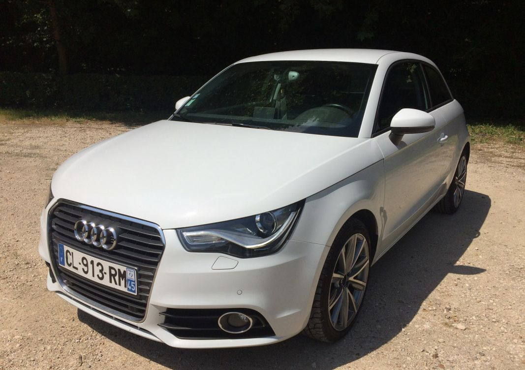 annonce Audi A1 1,6 tdi 105 ambition luxe occasion