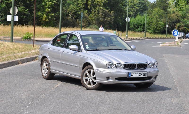 annonce Jaguar X-type  2.0 d occasion