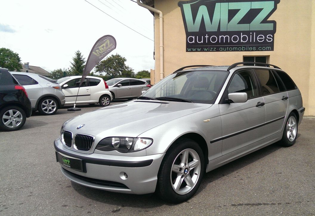 annonce BMW Serie 3  318d touring pack preference business occasion