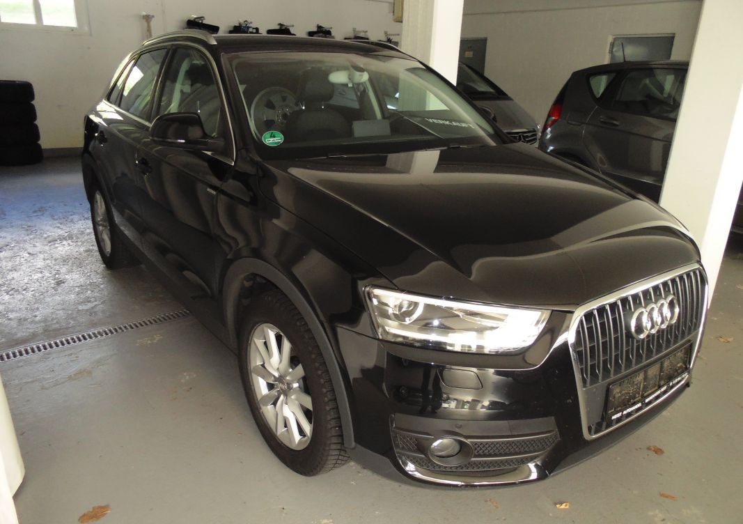 annonce Audi Q3 2.0 tdi 140 ambition luxe occasion