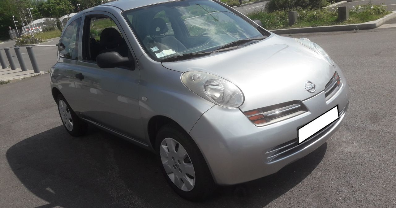 annonce Nissan Micra iii 1.5 dci 65ch ultimate  occasion