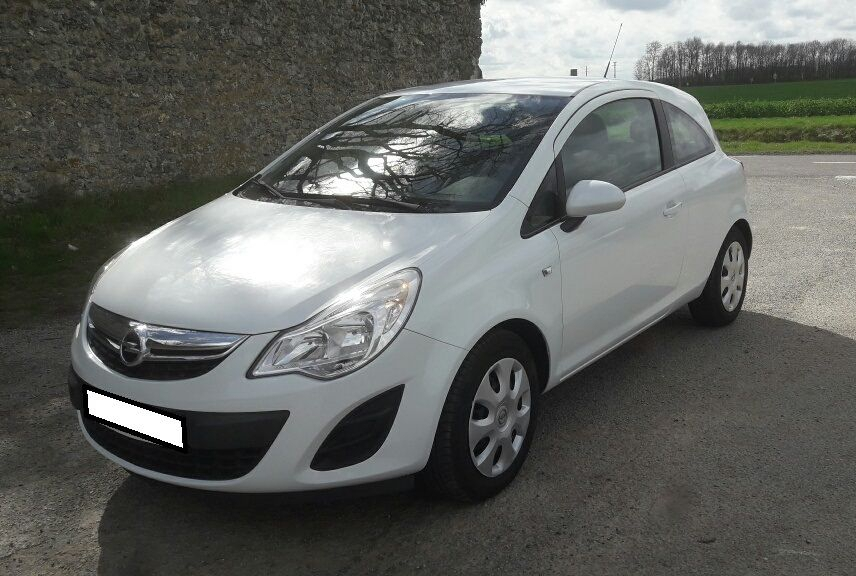 annonce Opel Corsa iv 2 1.0 65 edition occasion