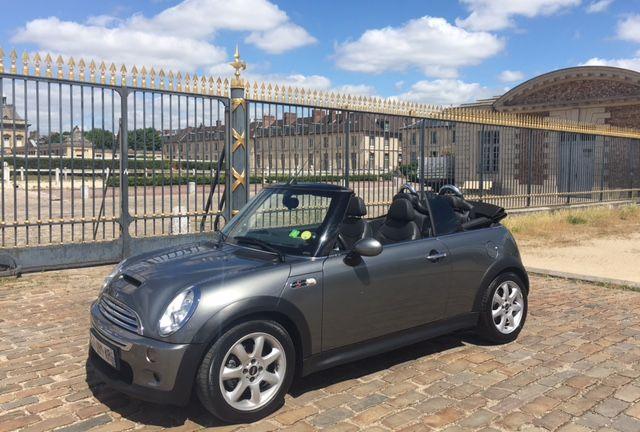 annonce Mini Cooper s cabriolet 1.6 170 steptronic bva occasion