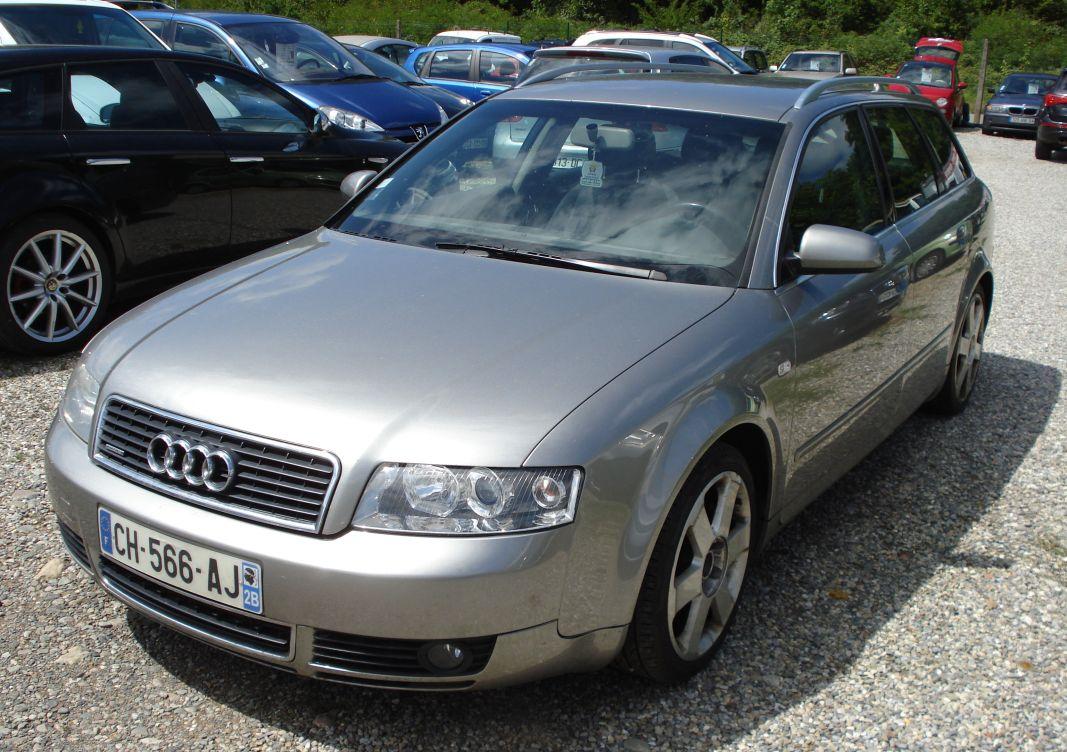 annonce Audi A4 avant quattro serie 2 2.5 tdi 180ch occasion