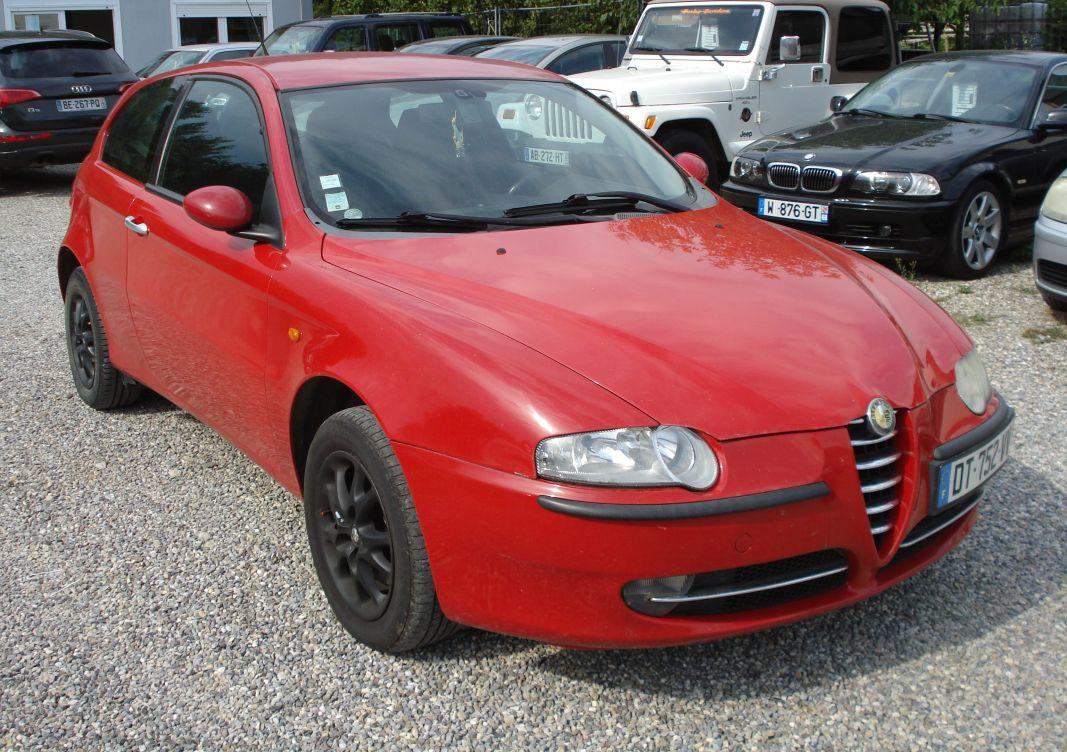 annonce Alfa Romeo 147 1.9 jtd 115cv occasion