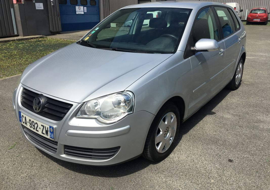 annonce Volkswagen Polo iv 2 tdi 70 trend occasion
