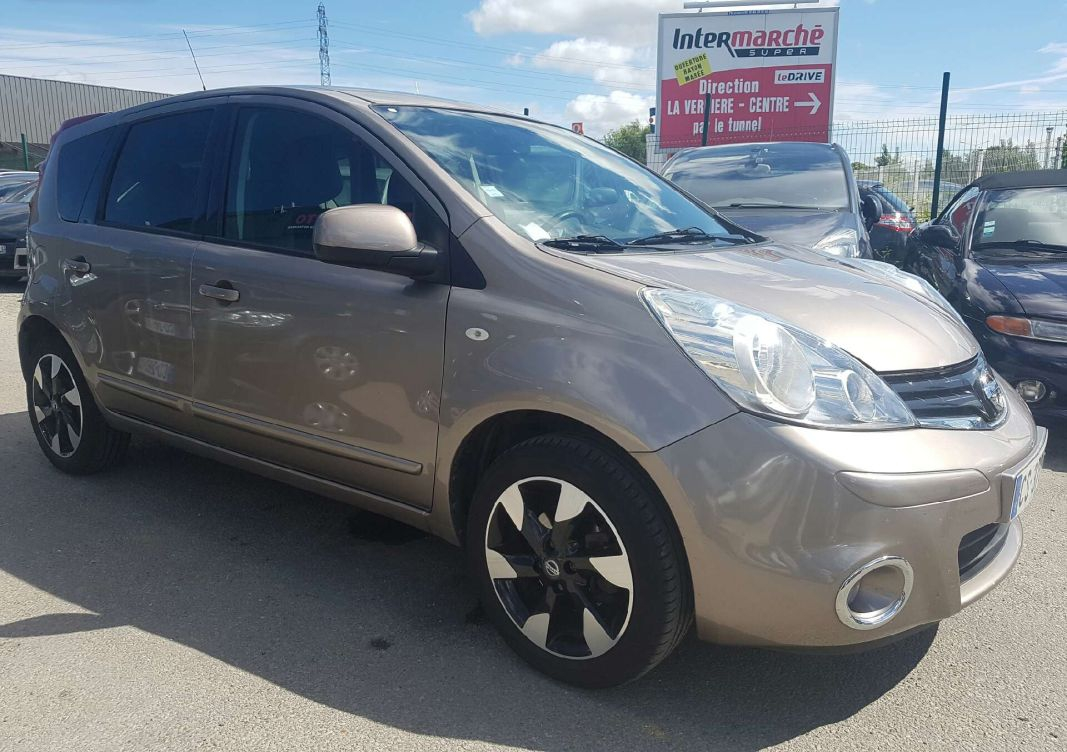 annonce Nissan Note ii 1.5 dci 90 tekna occasion