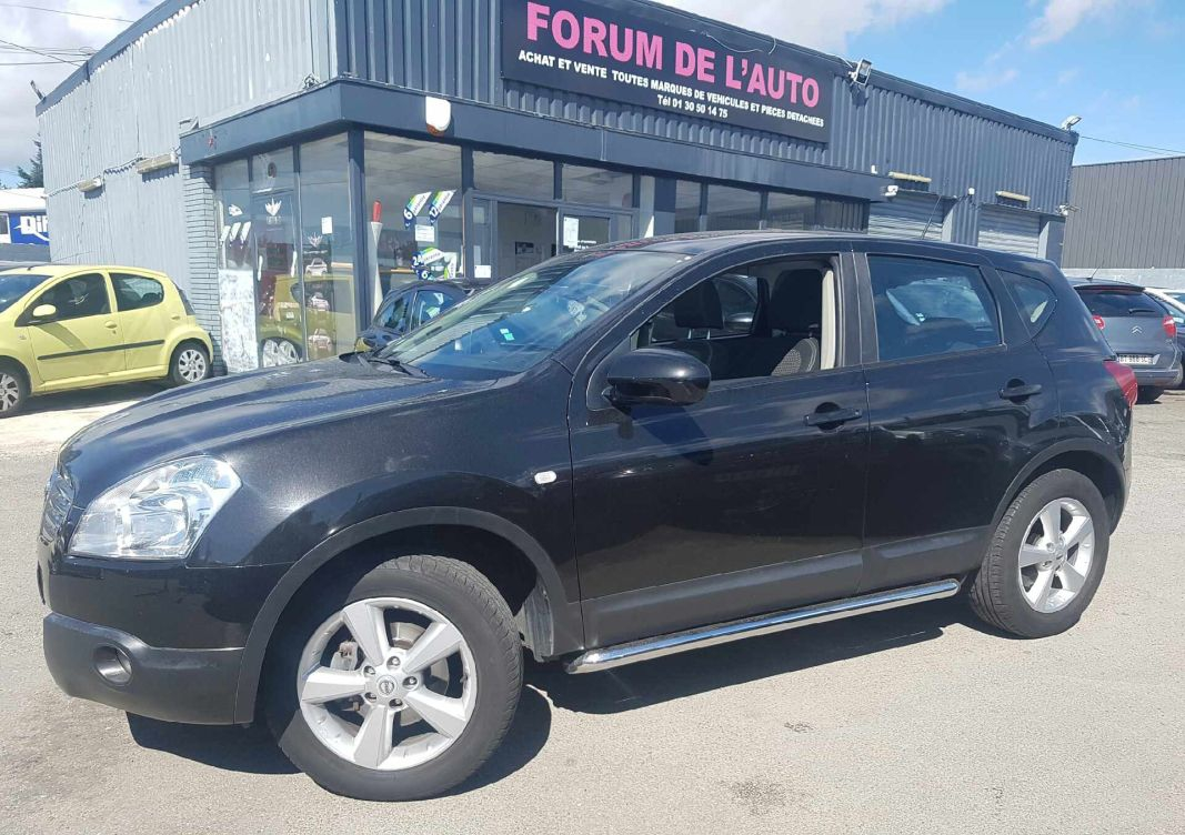 annonce Nissan Qashqai 2 1.5 dci 106 acenta occasion