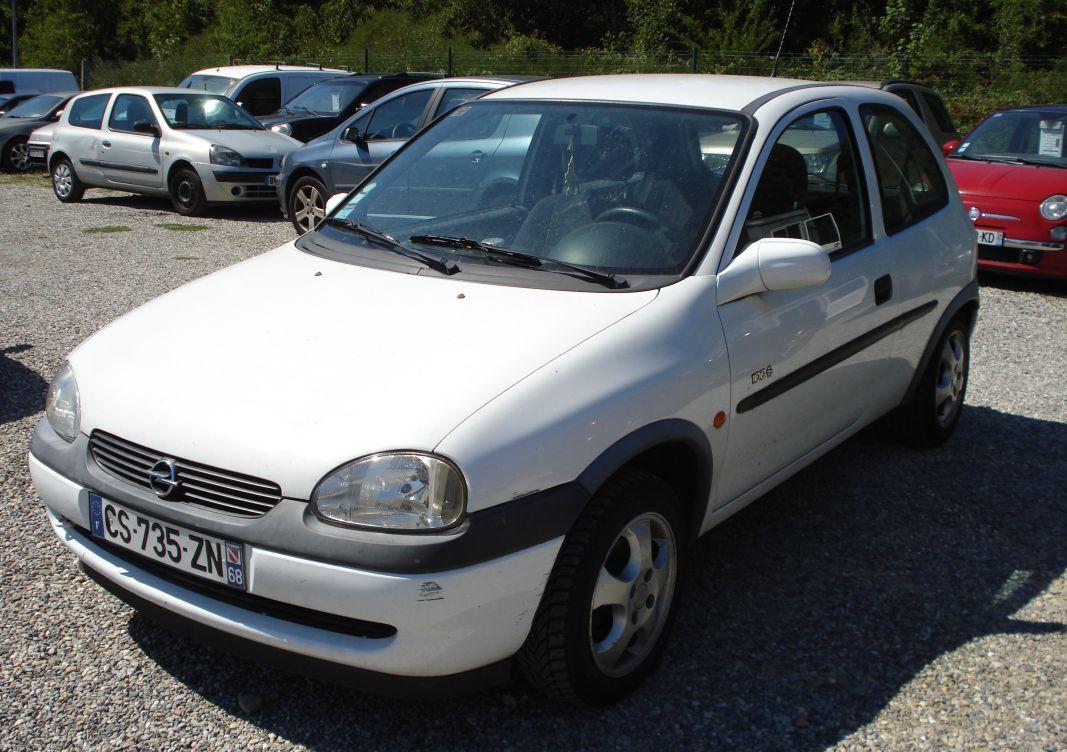 annonce Opel Corsa b 1.2 i 16v 65cv occasion