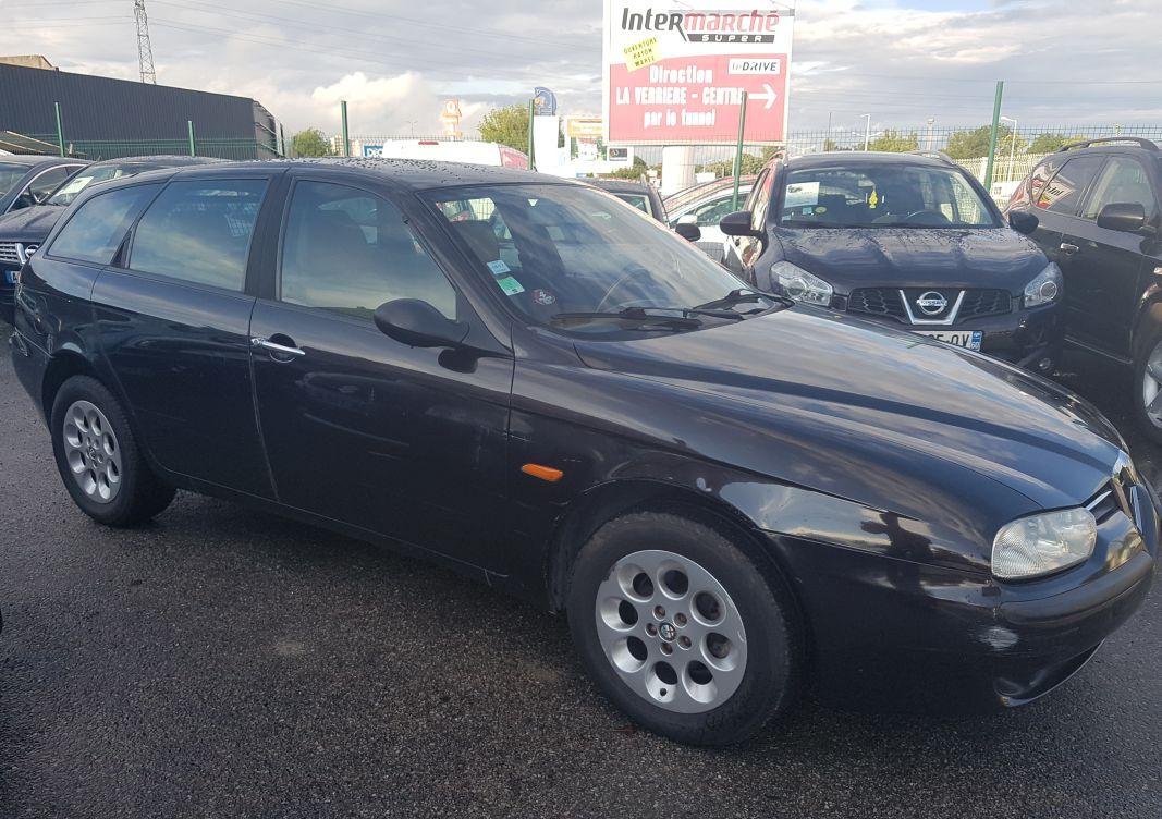 annonce Alfa Romeo 156 sportwagon 1.9 jtd 115 distinctive occasion