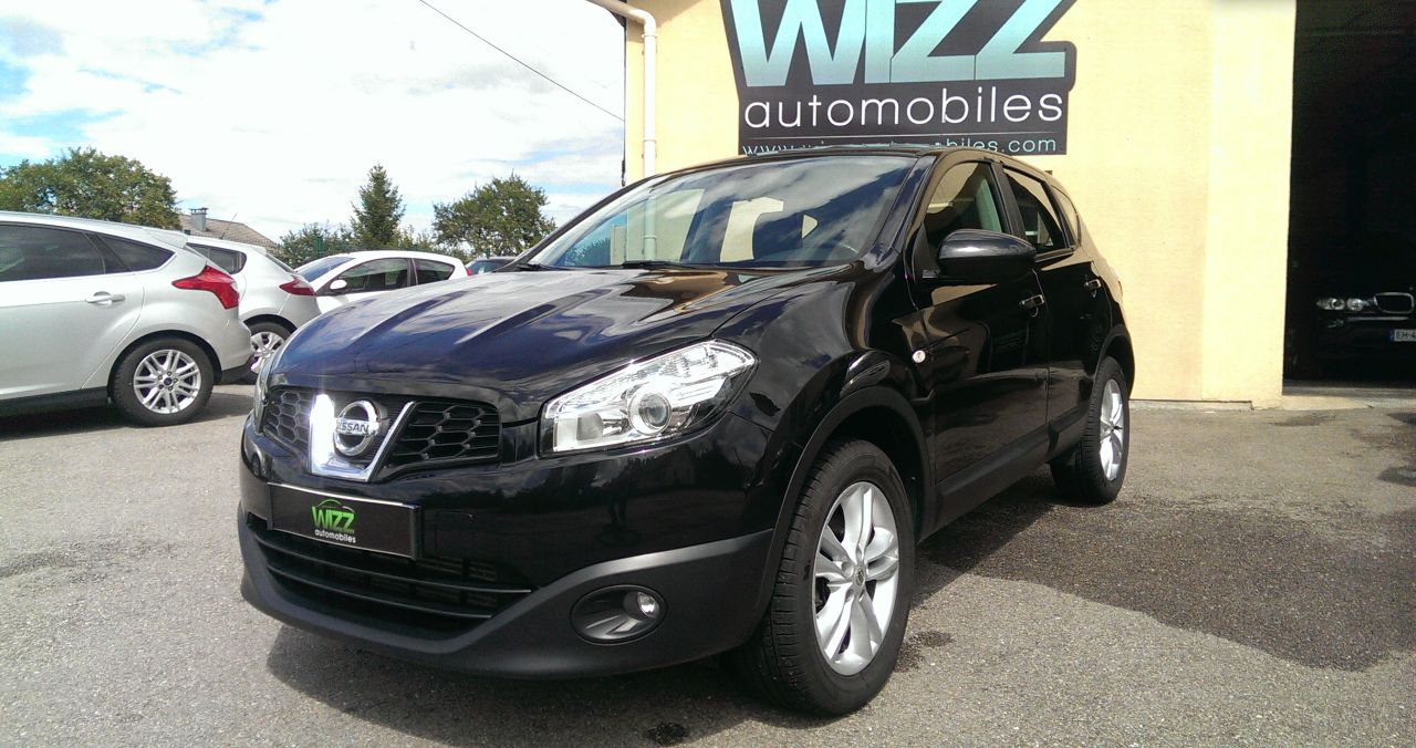 annonce Nissan Qashqai 2.0 dci 150 ch all mode acentapack conn occasion