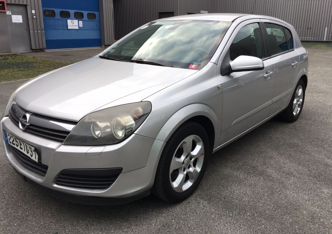 annonce Opel Astra iii 1.7 cdti 100 elegance occasion