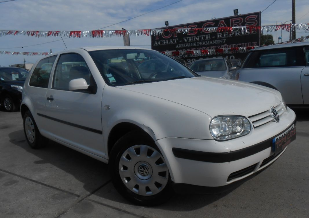 annonce Volkswagen Golf iv 1.9 tdi 100 ch occasion