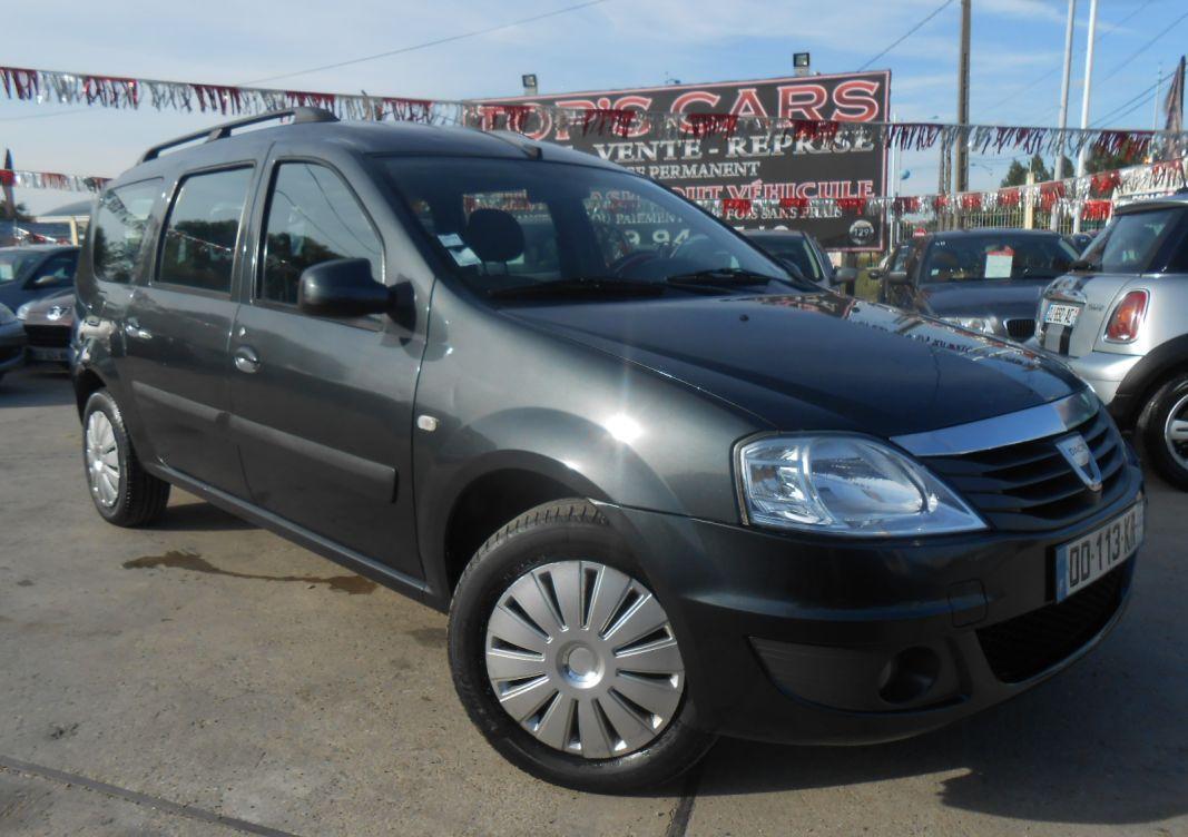 annonce Dacia Logan 1.5 dci 85 ch laureate occasion