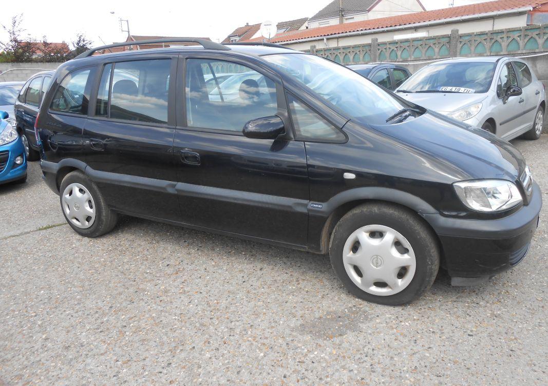annonce Opel Zafira 2.0 dti 100cv comfort occasion