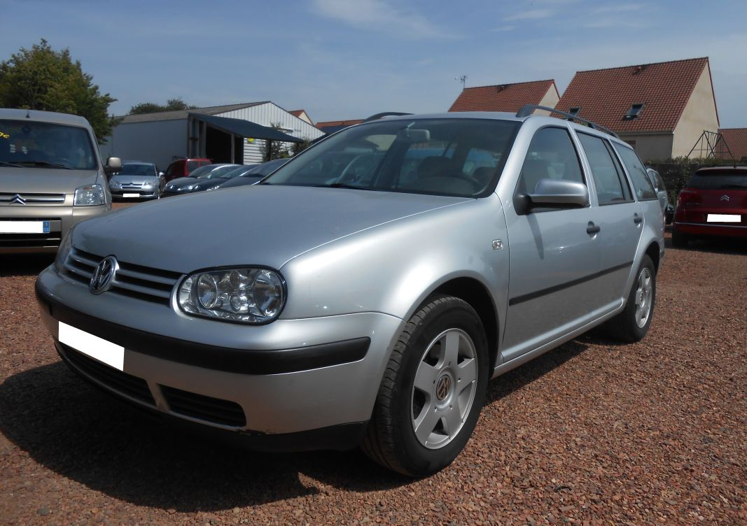 annonce Volkswagen Golf 4 break 1.6 105 cv occasion