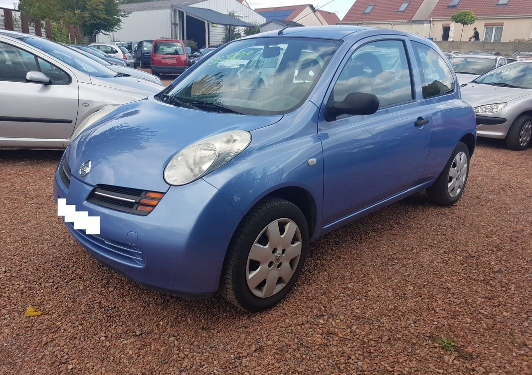 annonce Nissan Micra  1,5 dci clim occasion